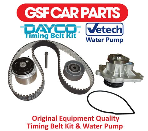 Vauxhall Timing Belt by Timing Belt Kit Water Vauxhall Insignia 1 6 08