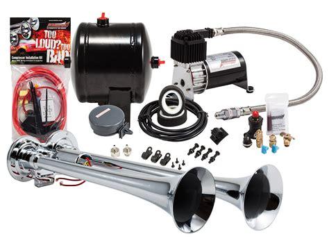 Model Hk2 Dual Truck Horn Kit