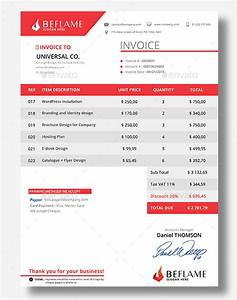 15 best invoice templates to create your first invoice With best invoice design