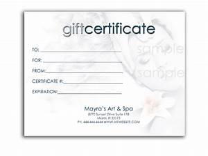 43 formal and informal editable certificate template examples for your inspiration thogati for Editable gift certificate template