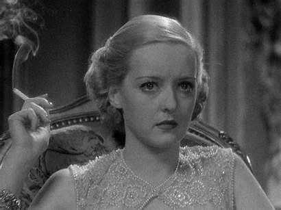 Davis Bette Smoking Lady Ex 1933 Florey
