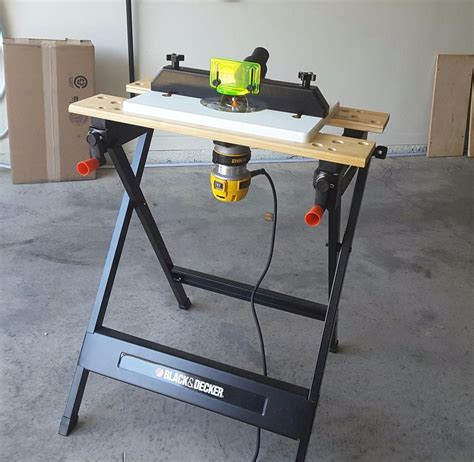 trim router table amazoncom woodworking