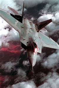 F-22 Raptor in Clouds iPhone Wallpaper Download | iPhone ...