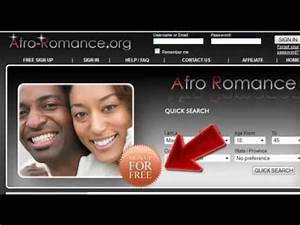 Www afroromance login com