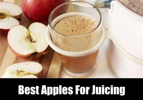 apples juicing kitchensanity