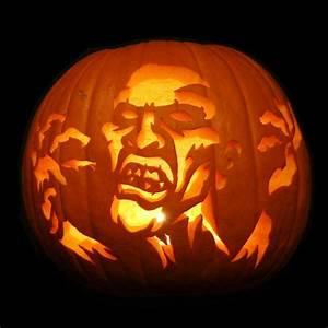 Top, 60, Creative, Pumpkin, Carving, Ideas, For, A, Happy, Halloween