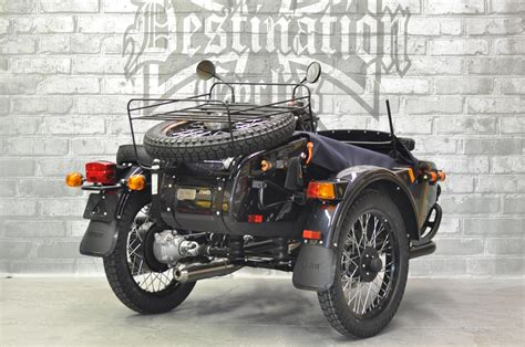 Gear Up Image by 2018 Ural Gear Up Baikal Limited Edition Sold