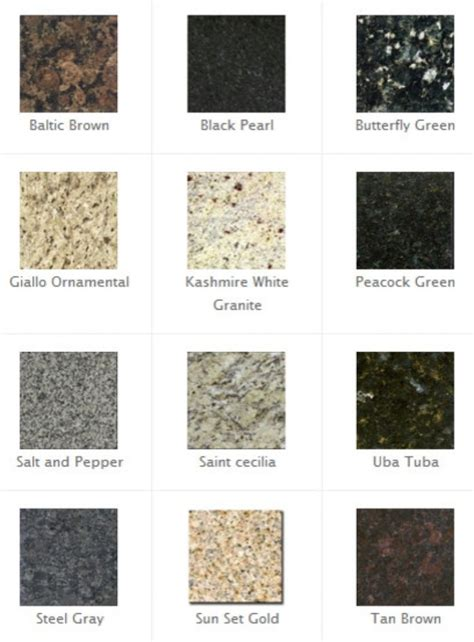 pictures of white kitchen cabinets with granite picture 2 of 9 kitchen countertops granite colors most