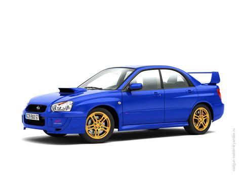 3ds Max Subaru Impreza Wrx