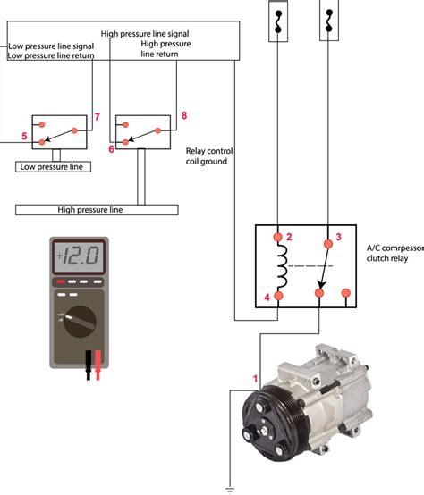 ac compressor wont run ricks  auto repair advice