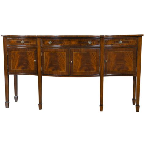 home furniture dining room sideboards large mahogany sideboard nsb