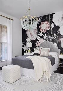 Excellent Wallpaper Accent Wall Bedroom Images