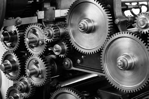 Gears Cogs Machine · Free Photo On Pixabay