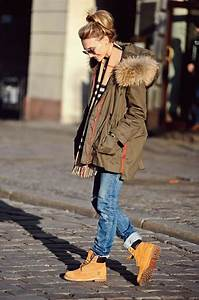 Ideas How To Wear Timberland Boots For Girl 5 Fashion Best