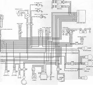 Starting Wiring Diagram 97 Honda F4