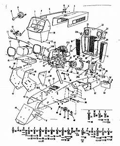 Craftsman Model 91725630 Lawn  Tractor Genuine Parts