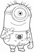 Pages  Draw Kevin  Easy Step By Step Drawing  How To Draw Minion  Despicable Me 2 Minions Drawing