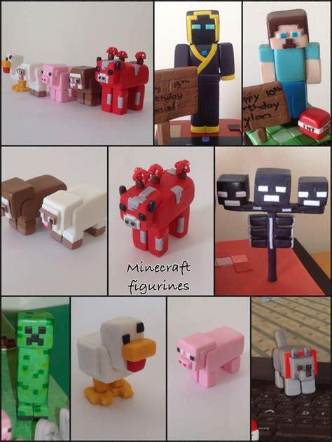 figurine minecraft