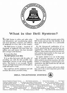 Bell System Advertisements