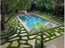Backyard garden design, beautiful small back yard swimming
