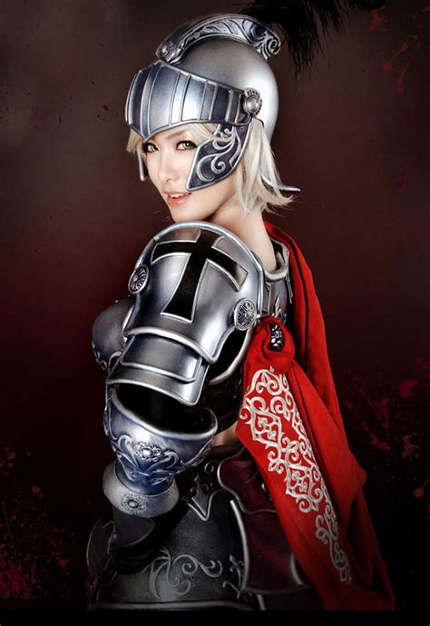 beautiful cosplay photography examples creative props
