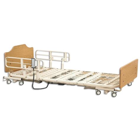 medline hospital bed medline alterra electric hi low hospital bed