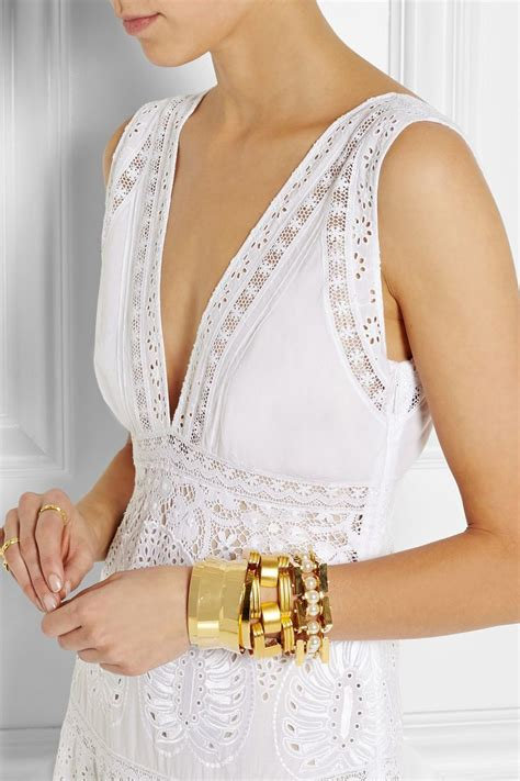 robe longue moderne 17 best ideas about broderie anglaise on summer romper modern fashion and summer