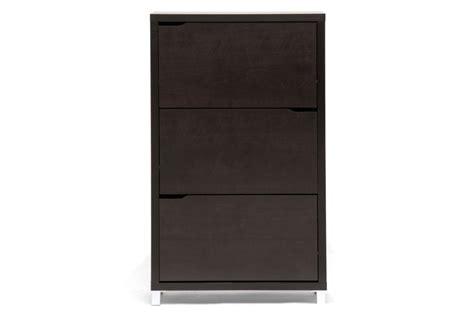 simms dark brown modern shoe cabinet baxton studio simms dark brown modern shoe cabinet