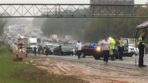 Insurance companies weigh multiple factors when. Infant ejected from car in multi-vehicle crash on I-85 in ...