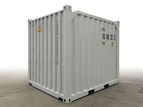 Icon Container • Storage Container And Shipping Container