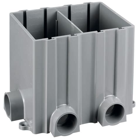 product listing for hubbell floor boxes