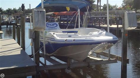 Hurricane Sundeck Used Boats by Used Hurricane 188 Sundeck Sport Boats For Sale Boats
