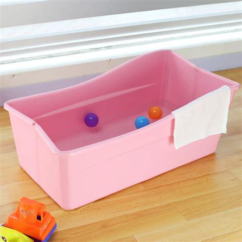 Plastic Bathtub by Large Plastic Baby Bath Tub Luxury Foldable Bathtub