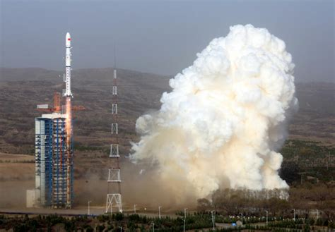 The european space agency acknowledged that the rocket is probably going to fall again down to earth. Another Chinese rocket falls near a school, creating toxic orange cloud | Ars Technica