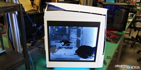 pc case lighting guide lcd on a side panel adding light guides to the snowblind