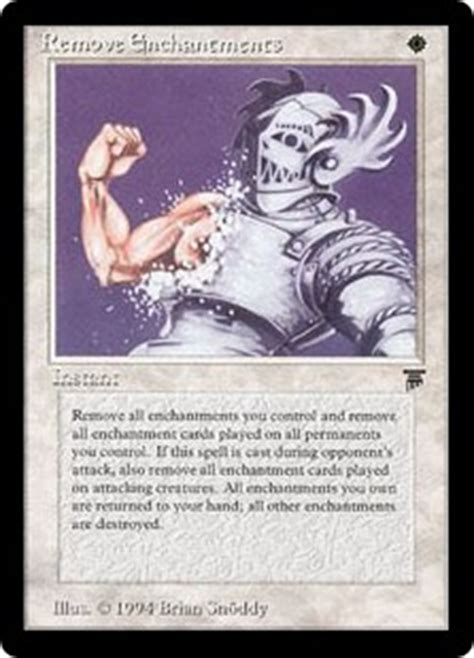 remove enchantments instant cards mtg salvation