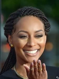 Coiffure Tresse Africaine : coiffure avec tresse africaine ~ Nature-et-papiers.com Idées de Décoration