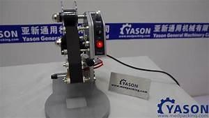 Dy8 Manual Ribbon Coding Machine