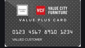 Check spelling or type a new query. Value City Furniture Credit Card - Value City Furniture Credit Card Login