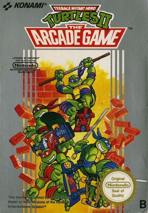play teenage mutant ninja turtles   arcade game