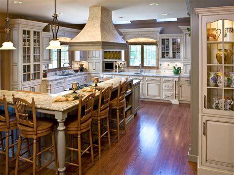 Galley Kitchen Decorating Ideas - kitchen island tables hgtv
