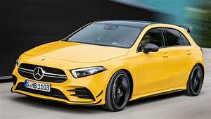 Wallpaper Mercedes Benz A35 AMG 4Matic 2019 Cars 8K