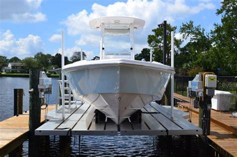 decklifts deco boat lifts