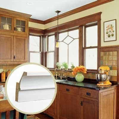 crown molding kitchen cabinet styles