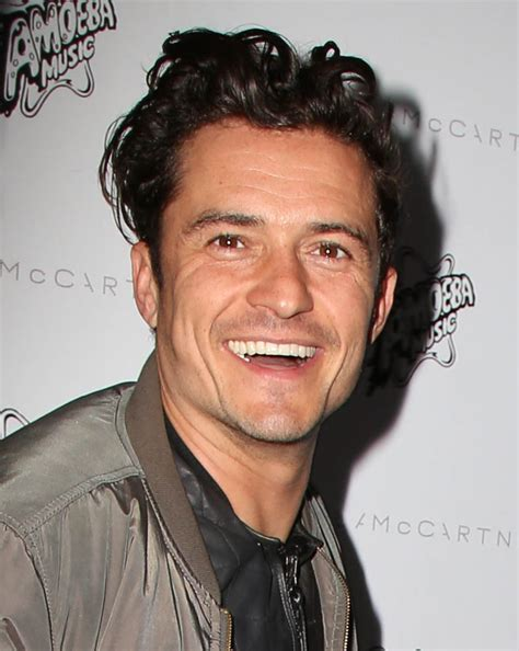 Katy Perry and Orlando Bloom at Stella McCartney's Autumn ...