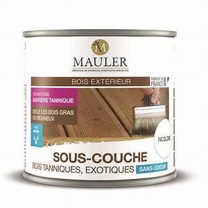 Sous Couche Bois Vernis : sous couche pour bois tanniques ou xotiques sans odeur mauler ~ Dailycaller-alerts.com Idées de Décoration