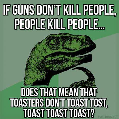 Toast Meme - philosoraptor on toast halfblog net