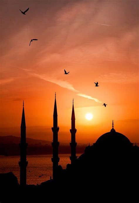 sunset  istanbul turkey resimler istanbul fotograf