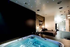 chambre jacuzzi sauna privatif hotel esperance 61 With location chambre avec jacuzzi privatif belgique