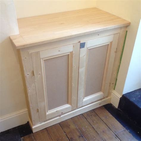 Building Kitchen Cupboards by Building A Alcove Cupboard Part 1 Period Terrace